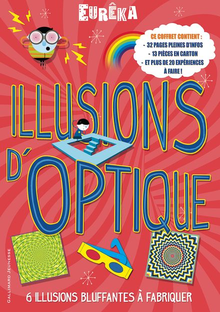 Illusions d'optique -  Dynamo, John Kirkwood, Shaw Neilsen