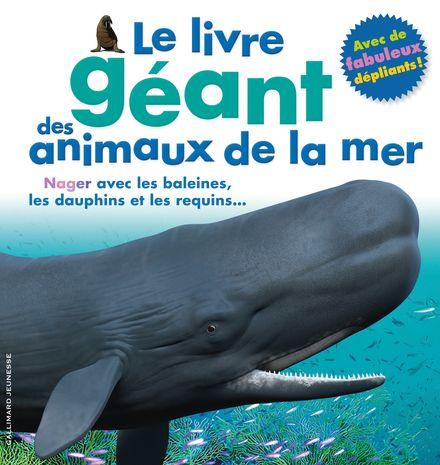 Le livre géant des animaux de la mer - Mary Greenwood, Peter Minister