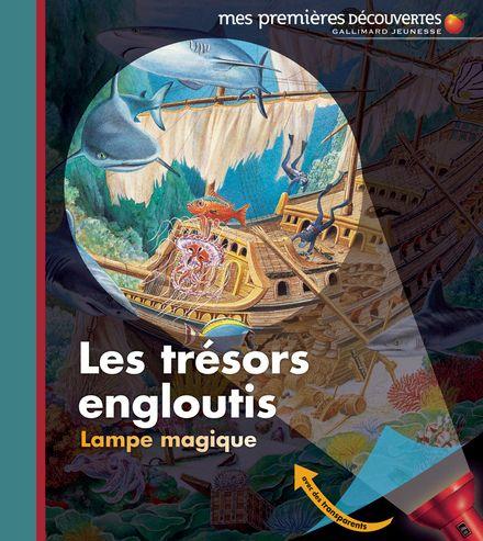 Les trésors engloutis - Claude Delafosse, Ute Fuhr, Raoul Sautai