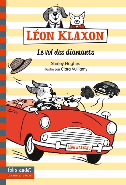 Le vol des diamants - Shirley Hughes, Clara Vulliamy