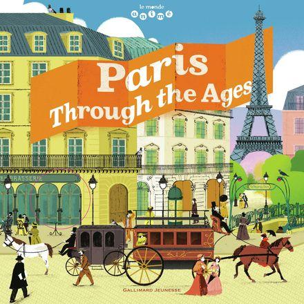 Paris au fil du temps - Jean-Michel Billioud, Simone Massoni