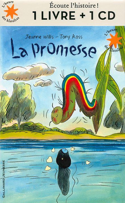 La promesse - Tony Ross, Jeanne Willis