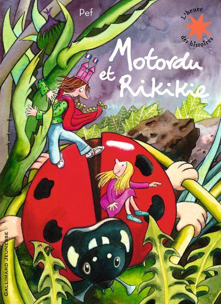 Motordu et Rikikie -  Pef