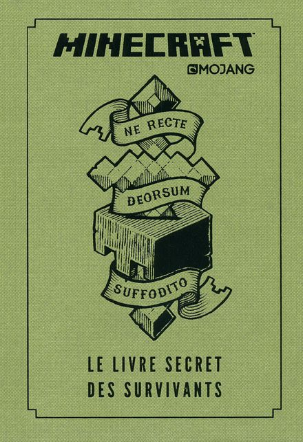 Minecraft : Le Livre secret des survivants - Joe McLaren