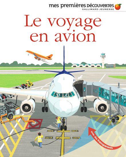 Le voyage en avion - Vincent Desplanche