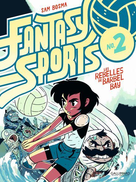 Fantasy Sports N° 2 - Sam Bosma