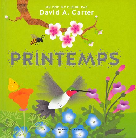 Printemps - David A. Carter