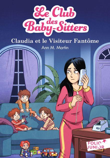 Claudia et le Visiteur Fantôme - Karim Friha, Ann M. Martin