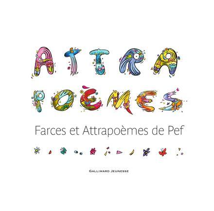 Attrapoèmes -  Pef