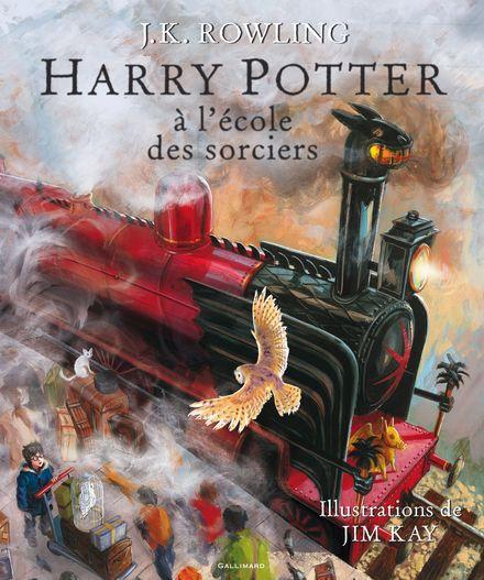 Harry Potter à l'école des sorciers - Jim Kay, J.K. Rowling
