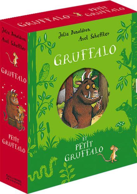 Gruffalo et Petit Gruffalo - Julia Donaldson, Axel Scheffler