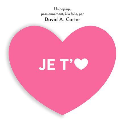 Je t'aime - David A. Carter
