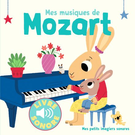 Mes musiques de Mozart - Marion Billet