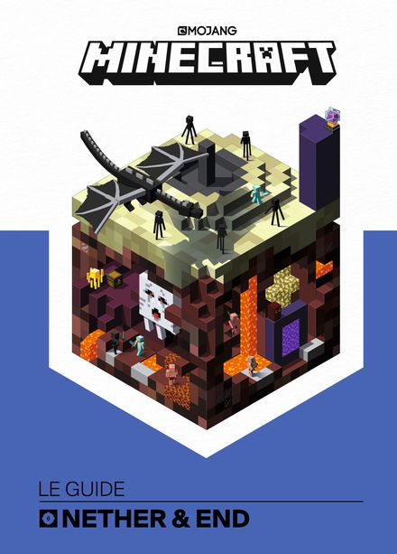 Minecraft, le guide Nether & Ender - James Bale, Ryan Marsh, Stephanie Milton