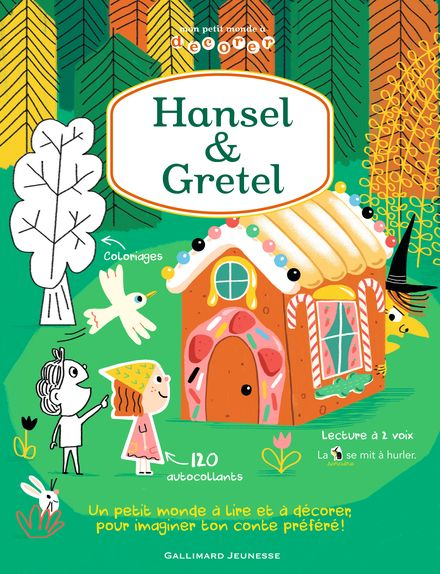 Hansel & Gretel - Marion Piffaretti