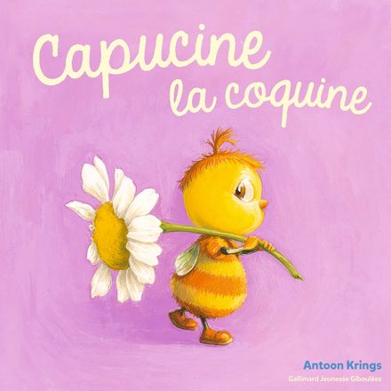 Livre Capucine La Coquine Gallimard Jeunesse