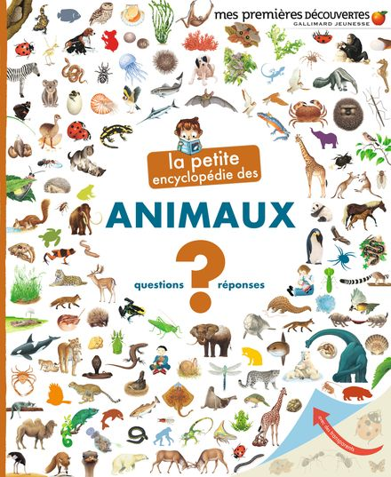 La petite encyclopédie des animaux -  un collectif d'illustrateurs, Sophie Lamoureux