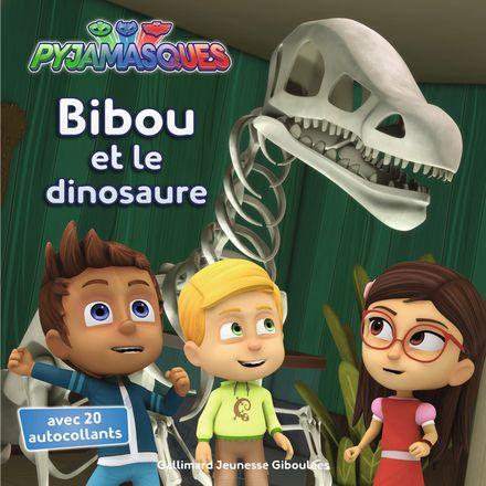 Bibou et le dinosaure -  Romuald