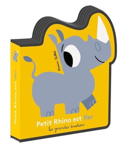 Petit Rhino est fier - Marion Billet