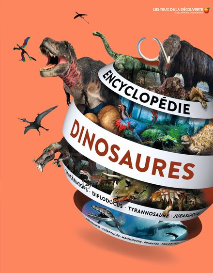 Encyclopédie des dinosaures -