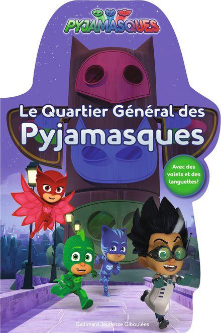 Le Quartier Général des Pyjamasques -  Romuald