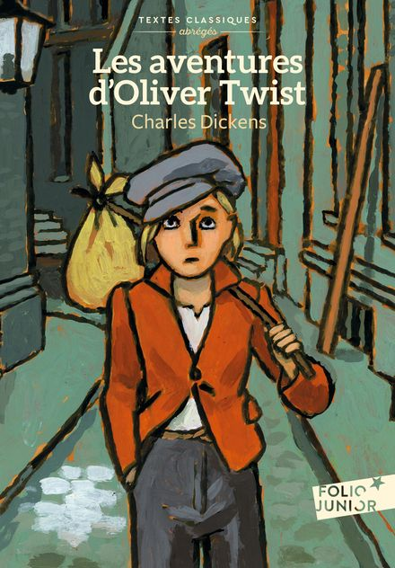 Les aventures d'Oliver Twist - Charles Dickens