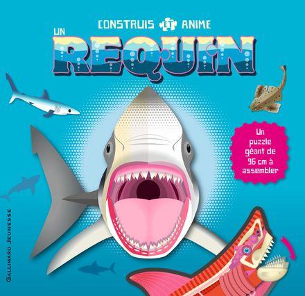 Construis et anime un requin - Jen Green, Mark Ruffle