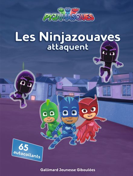Les Ninjazouaves attaquent -  Romuald