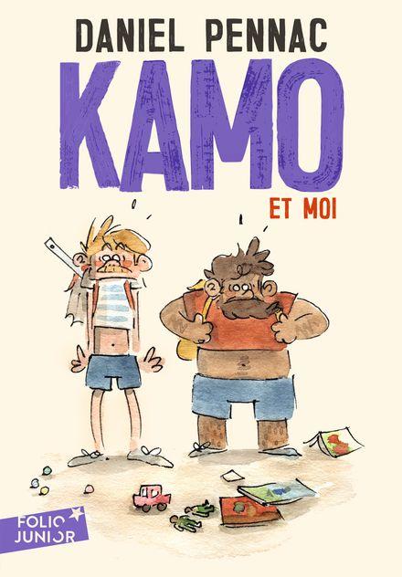 Kamo et moi - Daniel Pennac, Benjamin Renner