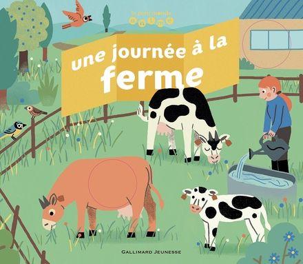 Une journée à la ferme - Magali Attiogbé, Emmanuelle Kecir-Lepetit