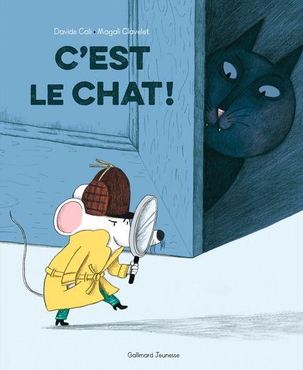C'est le chat! - Davide Cali, Magali Clavelet
