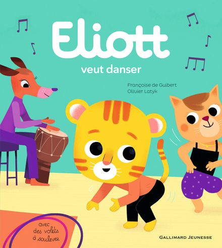 Eliott veut danser - Françoise de Guibert, Olivier Latyk