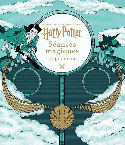 Harry Potter : Séances magiques, 3 -