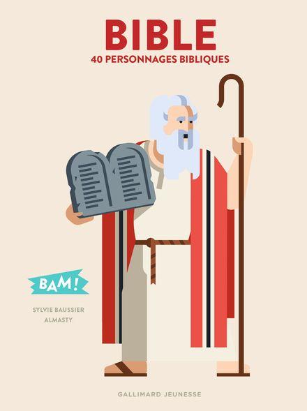 Bible -  Almasty, Sylvie Baussier