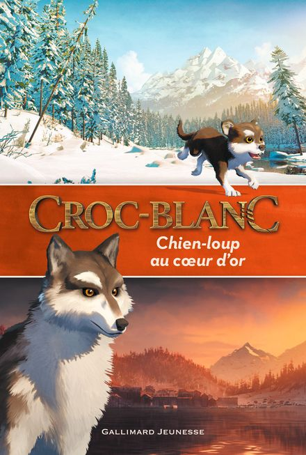 Croc-Blanc : chien-loup au cœur d'or - Valérie Latour-Burney