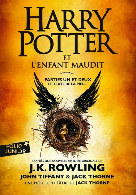 Harry Potter et l'Enfant Maudit - J.K. Rowling, Jack Thorne, John Tiffany