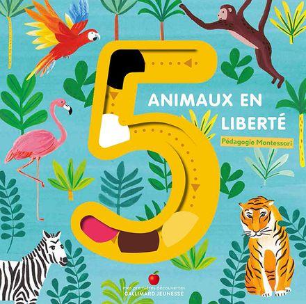 5 animaux en liberté - Bella Gomez