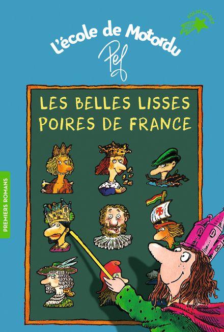 Les belles lisses poires de France -  Pef