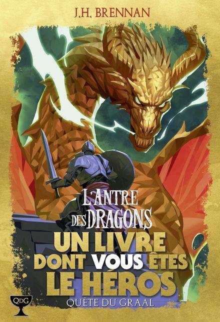 L'Antre des Dragons - J.H. Brennan, John Higgins