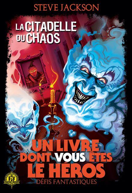 La Citadelle du Chaos - Steve Jackson, Vlado Krizan