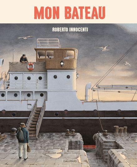 Mon bateau - Roberto Innocenti