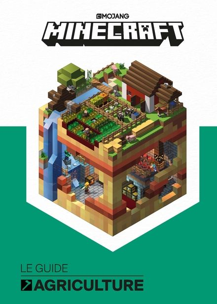 Minecraft, le guide officiel de l'agriculture - Sam Ross, Alex Wiltshire