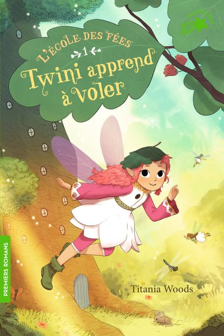 Twini apprend à voler - Smiljana Coh, Titania Woods