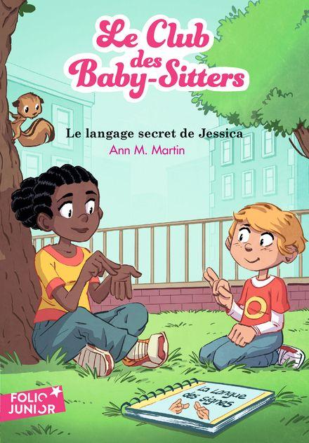 Le langage secret de Jessica - Karim Friha, Ann M. Martin