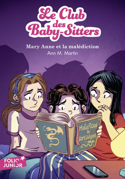 Mary Anne et la malédiction - Karim Friha, Ann M. Martin