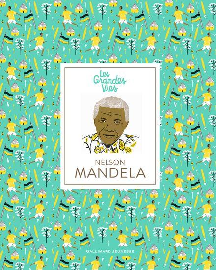 Nelson Mandela - Isabel Thomas, Hannah Warren