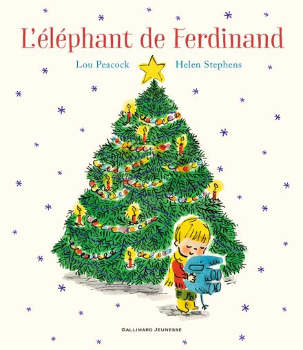 L'éléphant de Ferdinand - Lou Peacock, Helen Stephens