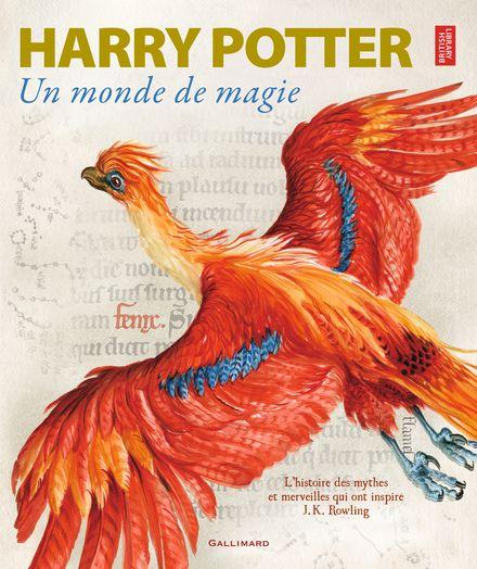 Harry Potter, un monde de magie -