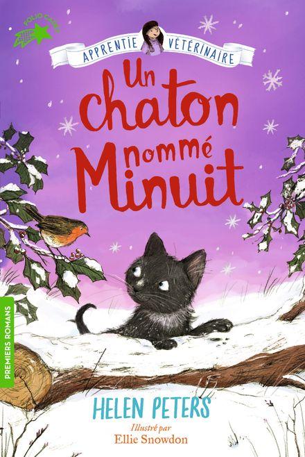 Un chaton nommé Minuit - Helen Peters, Ellie Snowdon