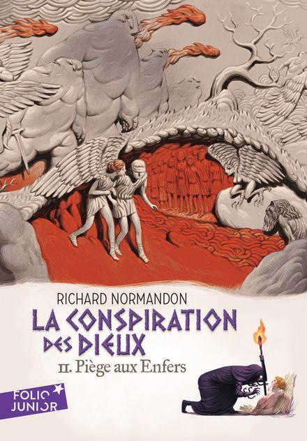 Piège aux Enfers - Richard Normandon